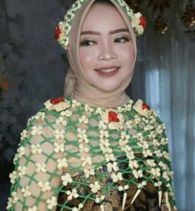 Distributor Sanggul dan Ronce Melati Pengantin Tiruan area Talang Ubi  WA 081326350313