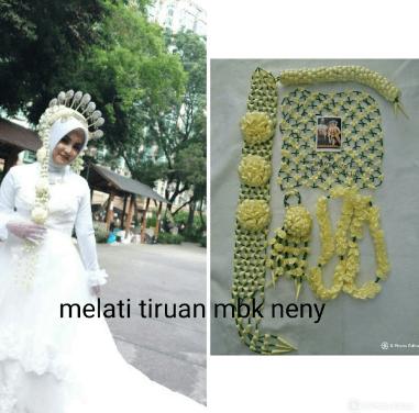 Lebih dari sekedar hiasan ini adalah makna dari Ronce Melati di pernikahan tradisional Jawa