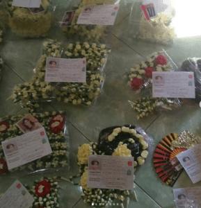 Harga Sanggul dan Ronce Melati Pengantin Tiruan area Seluma  WA 081326350313