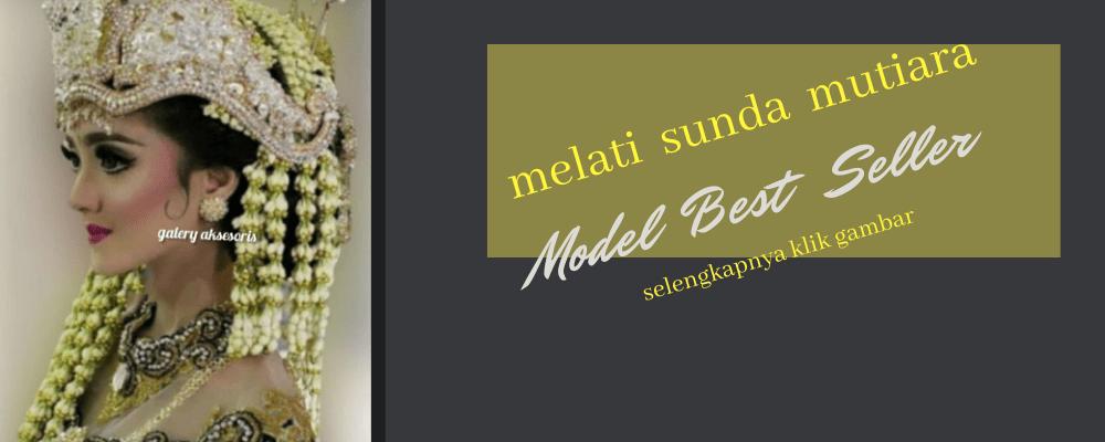 Jual Model Sanggul Modern dan Ronce Melati Tiruan 2