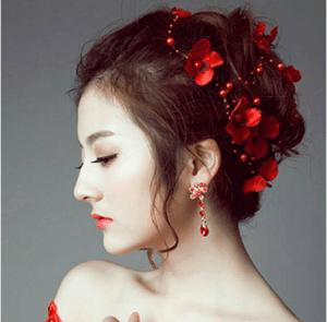 hiasan rambut