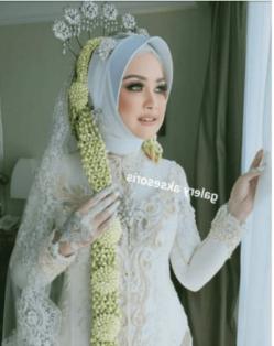 Melati Solo Putri Ceprok Putih